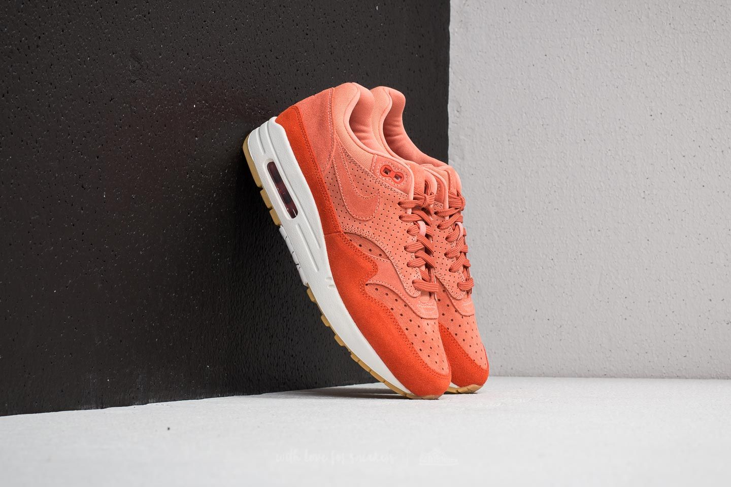 Nike Air Max 1 Premium WMNS Crimson Bliss/ Crimson Bliss