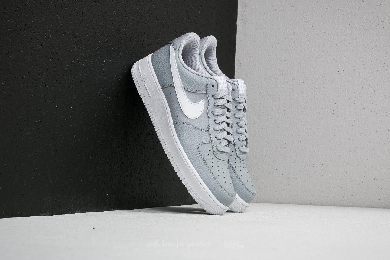 premium selection 7080c c2338 Nike Air Force 1 ´07. Wolf Grey  White