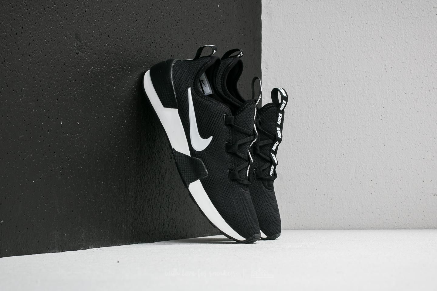 Nike w ashin modern black summit white