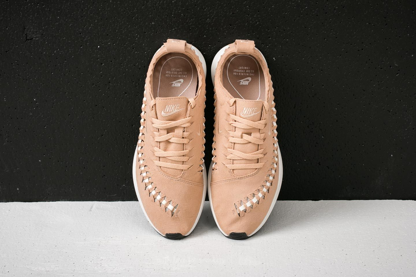 san francisco 883ac 1be30 Nike W Dualtone Racer Woven Vachetta Tan  Vachetta Tan-Sail at a great price