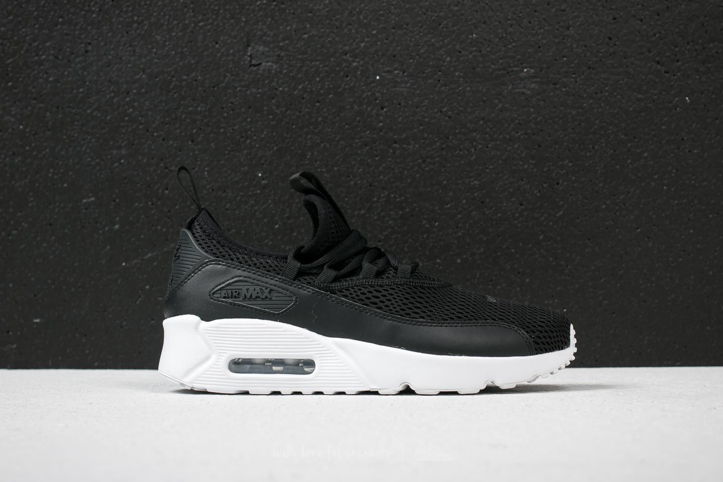 wholesale dealer 40722 68a72 Nike Air Max 90 EZ (GS) Black  Black-White at a great