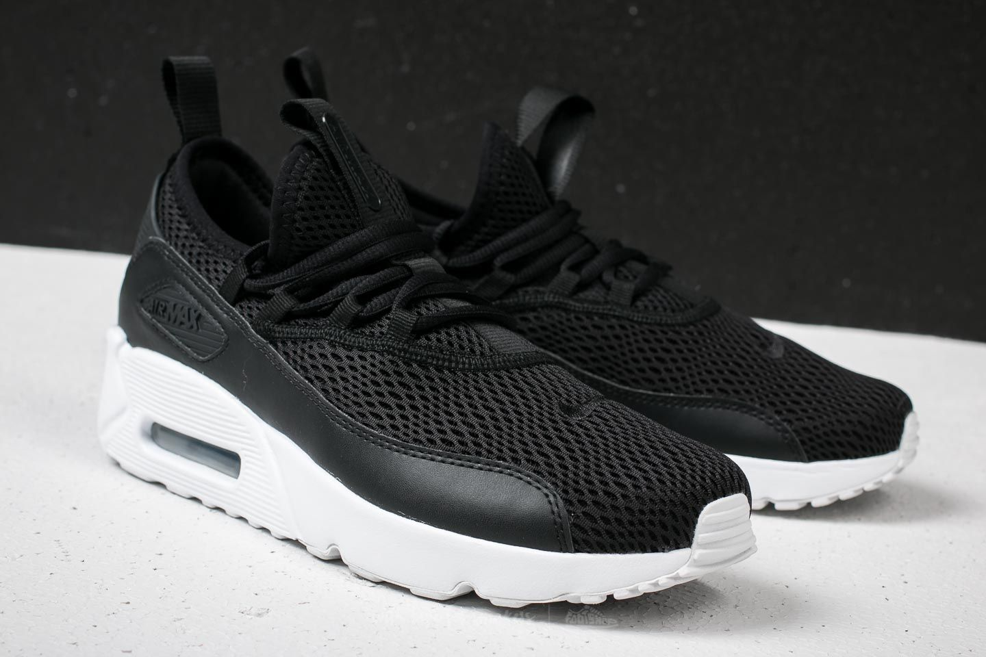 0b30a4d2a1036 ... discount code for nike air max 90 ez gs black black white a muy buen  53414