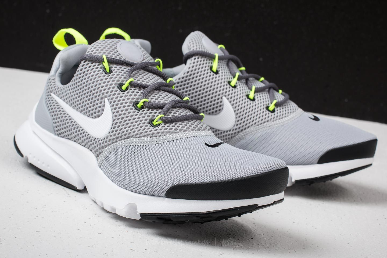 Women's shoes Nike Presto Fly (GS) Wolf