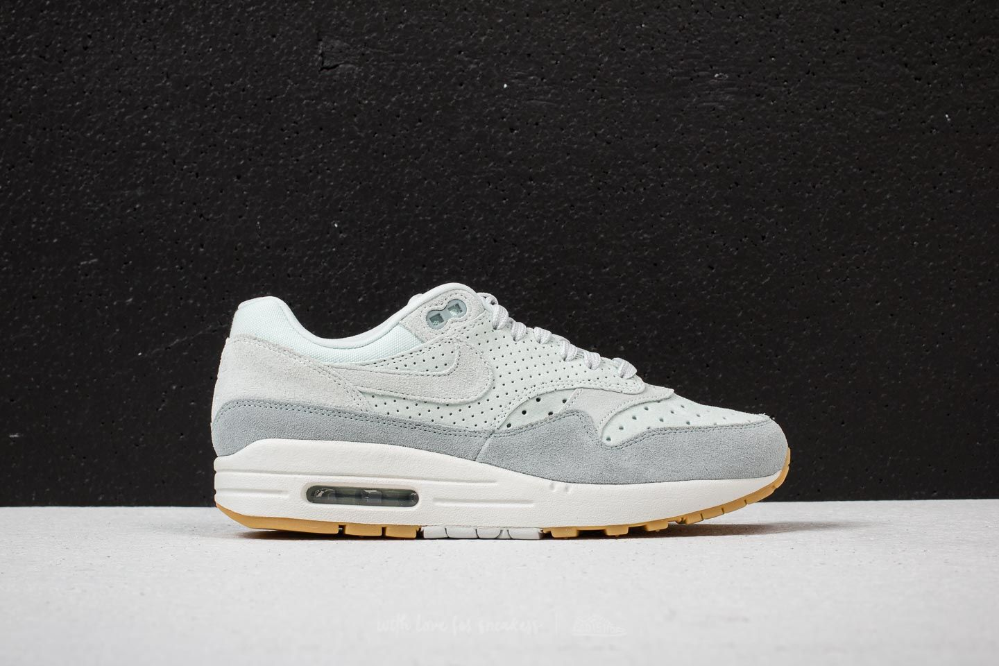 brand new 93e67 5e4aa Nike Wmns Air Max 1 Premium Barely Grey  Barely Grey at a great price 139
