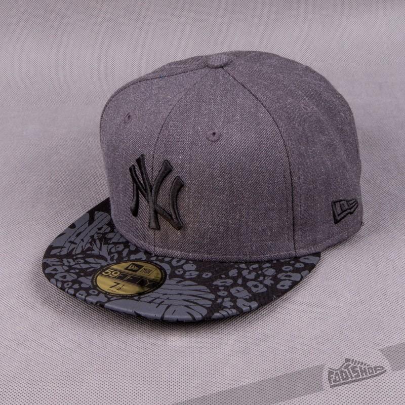 New Era Visor Tropic New York Yankees Black  6de536fec1
