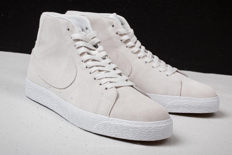 online store 17592 f54e3 Nike SB Zoom Blazer Mid Decon Summit White/ Summit White ...