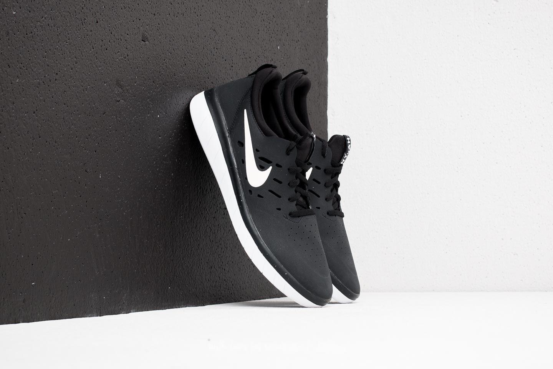 54be80b7d57f Nike SB Nyjah Free Black/ White | Footshop