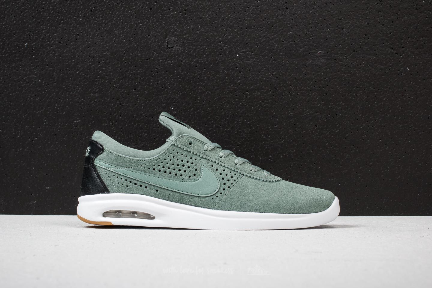 cheap for discount ffed8 55500 Nike SB Air Max Bruin Vapor Clay Green  Clay Green-White at a great