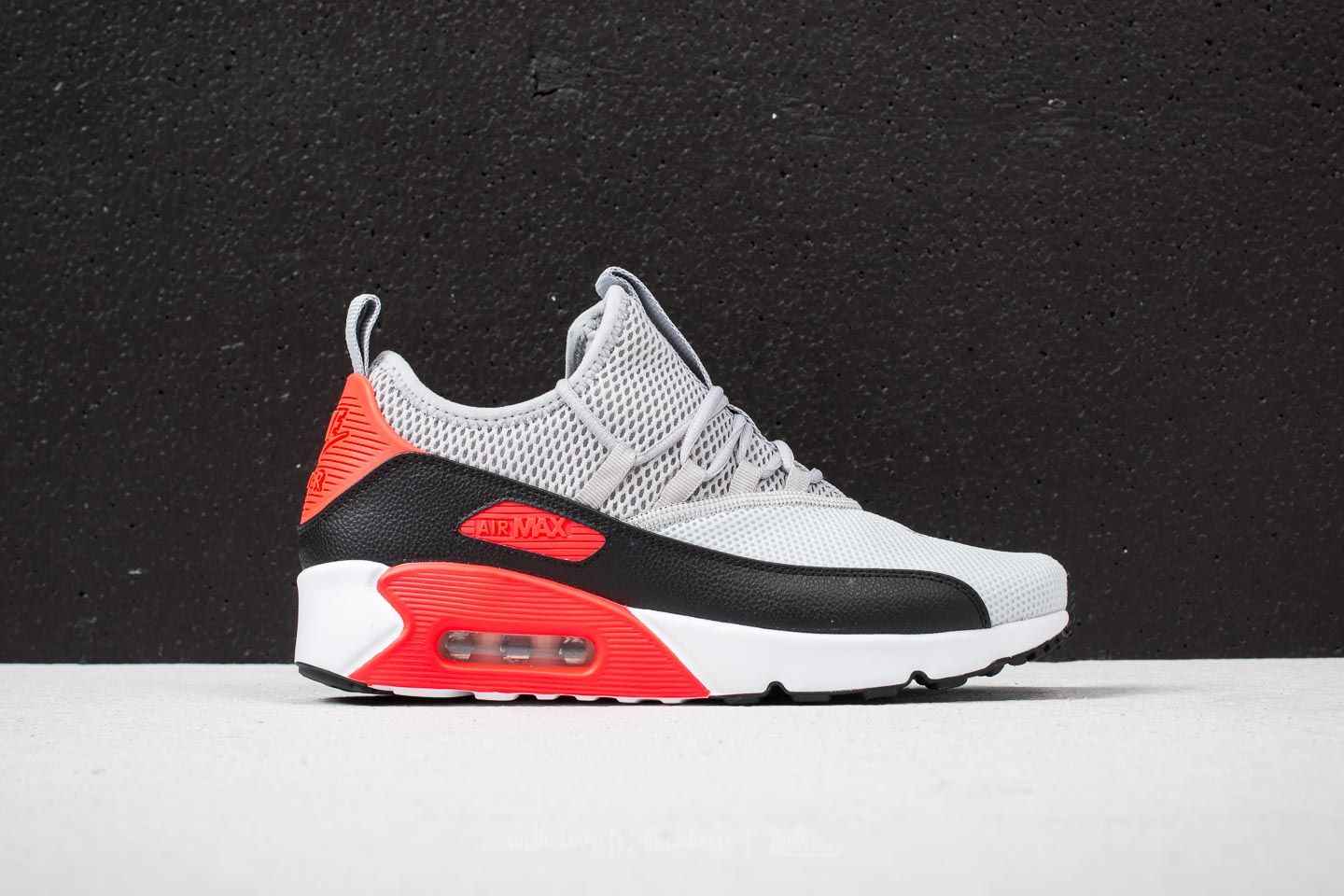 newest 5117e 61a1c Nike Air Max 90 EZ Pure Platinum Wolf Grey-Black at a great price