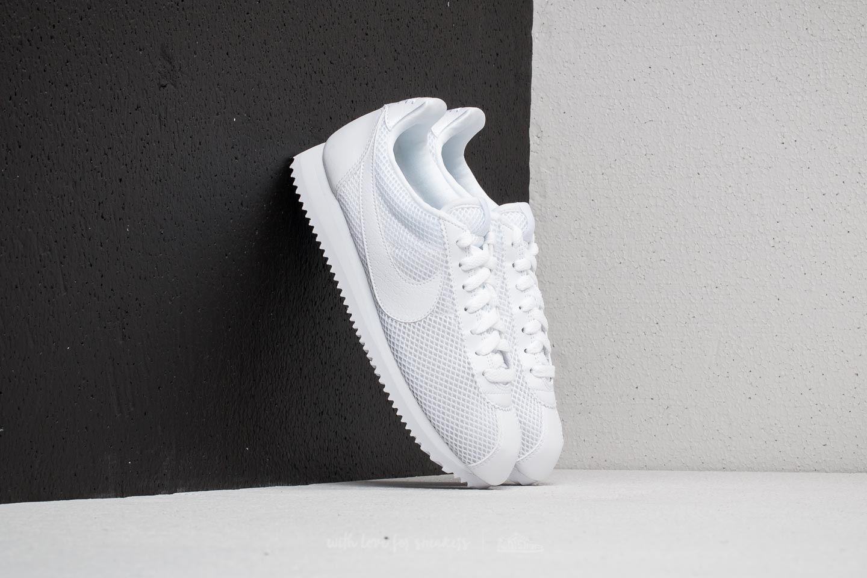 Nike Wmns Classic Cortez Premium White/ White