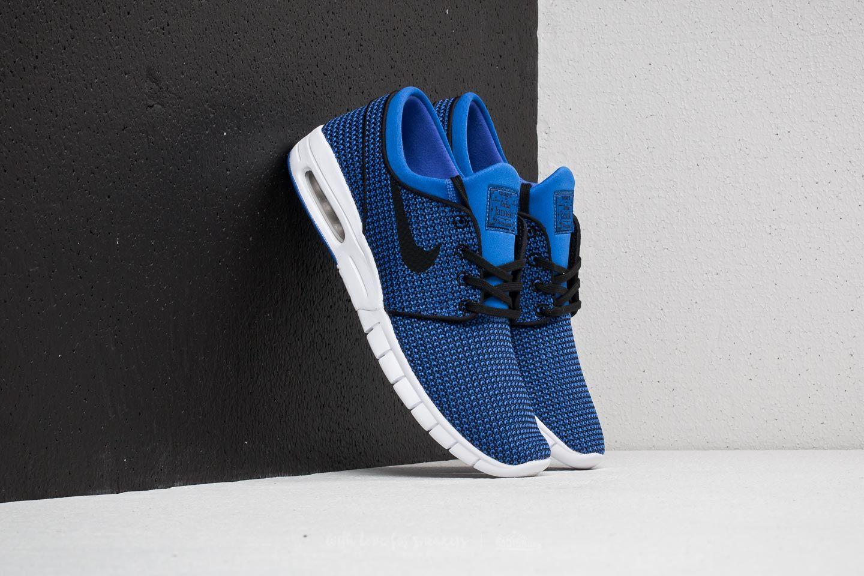 f7e0dcd404 Nike Stefan Janoski Max Hyper Royal/ Black/ White | Footshop