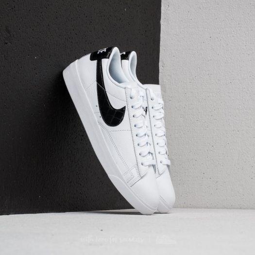 save off 941ac 1845d Nike Blazer Low Essential W White/ Black | Footshop