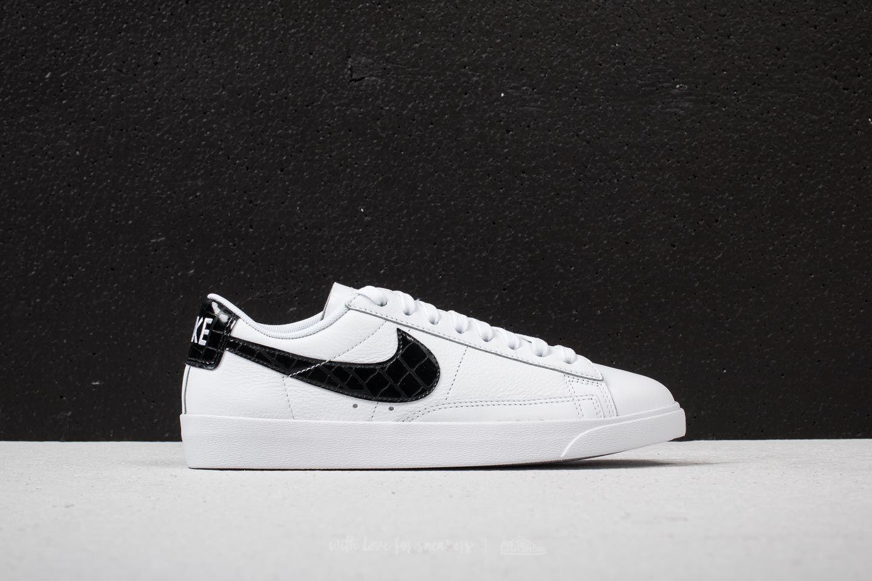 nike blazer low essential sneaker white