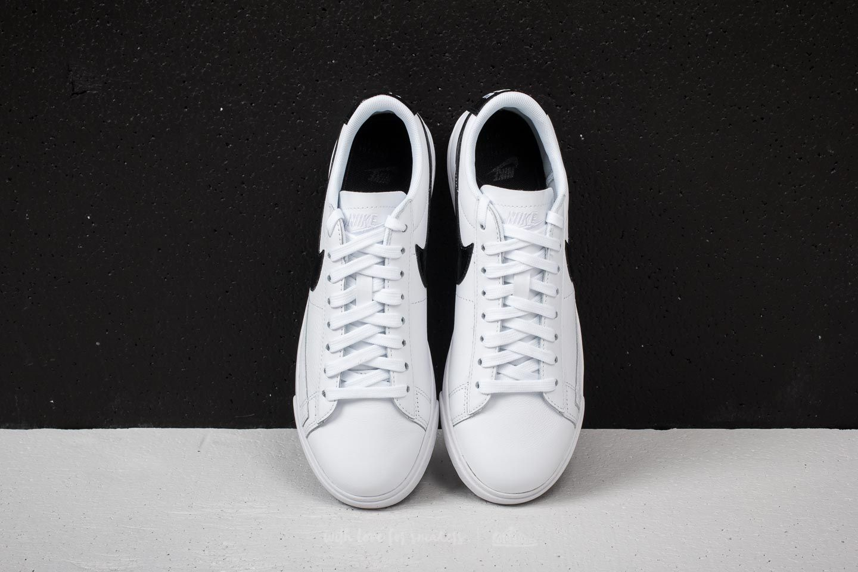shoes Nike Blazer Low Essential W White