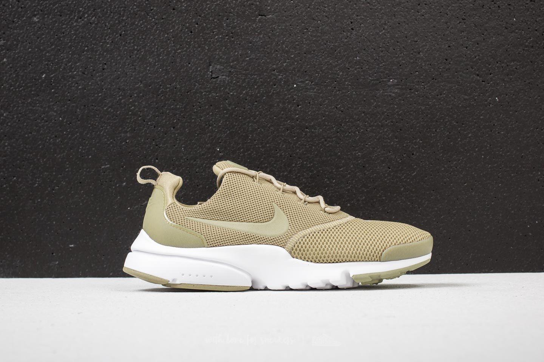 Nike Presto Fly Khaki Khaki White | Footshop