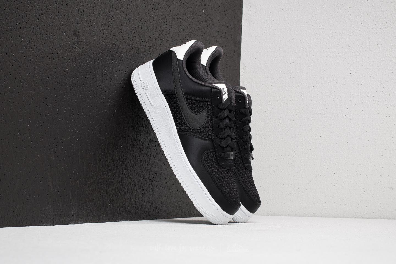 Nike Wmns Air Force 1 High SE Black Black Dark Grey | Footshop
