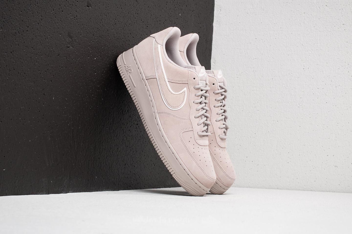 the latest cb85d e2d32 Nike Air Force 1  07 LV8 Suede. Moon Particle  Moon Particle