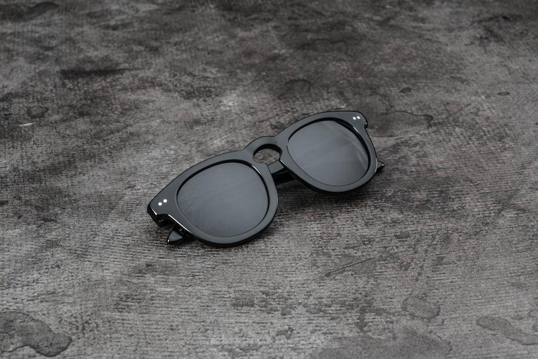 Stüssy Luigi Sunglasses Black/ Dark Grey
