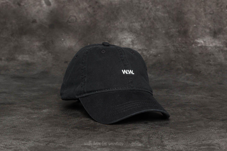 a36b217b0d1 WOOD WOOD Low Profile Cap Black