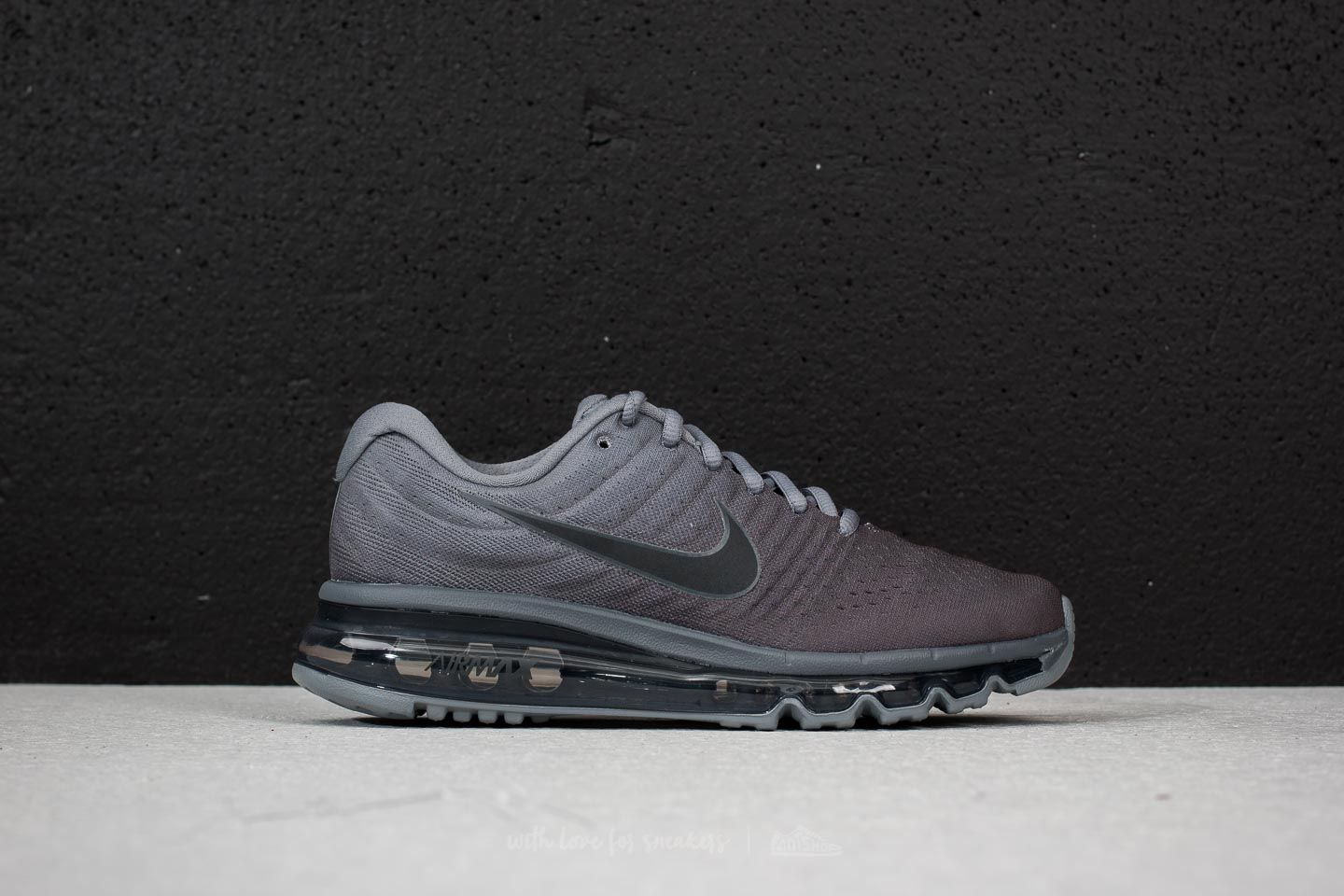 Nike Air Max 2017 (GS) Cool Grey Anthracite Dark Grey
