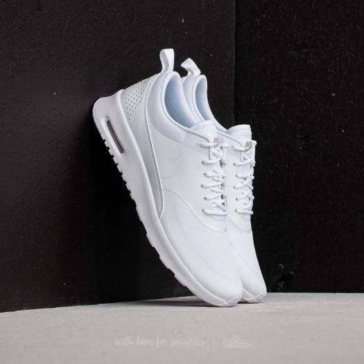 sold worldwide classic styles where can i buy Nike Wmns Air Max Thea White/ White-Pure Platinum | Footshop