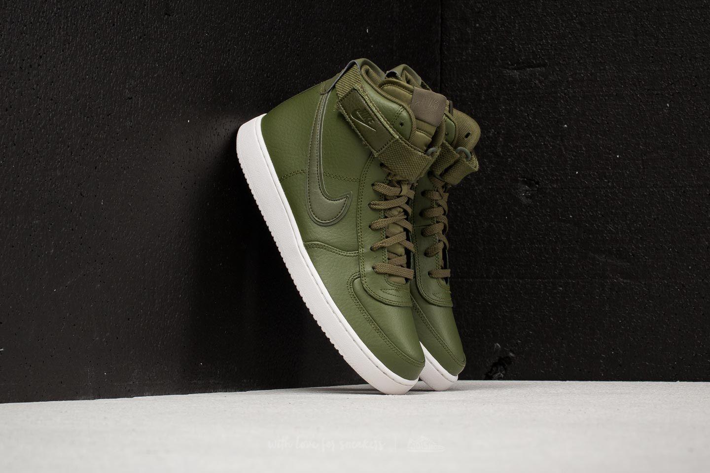 official photos 55875 c69df Nike Vandal High Supreme Leather Legion Green Legion Green