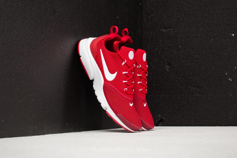 Nike Presto Fly Gym Red/ White-Gym Red