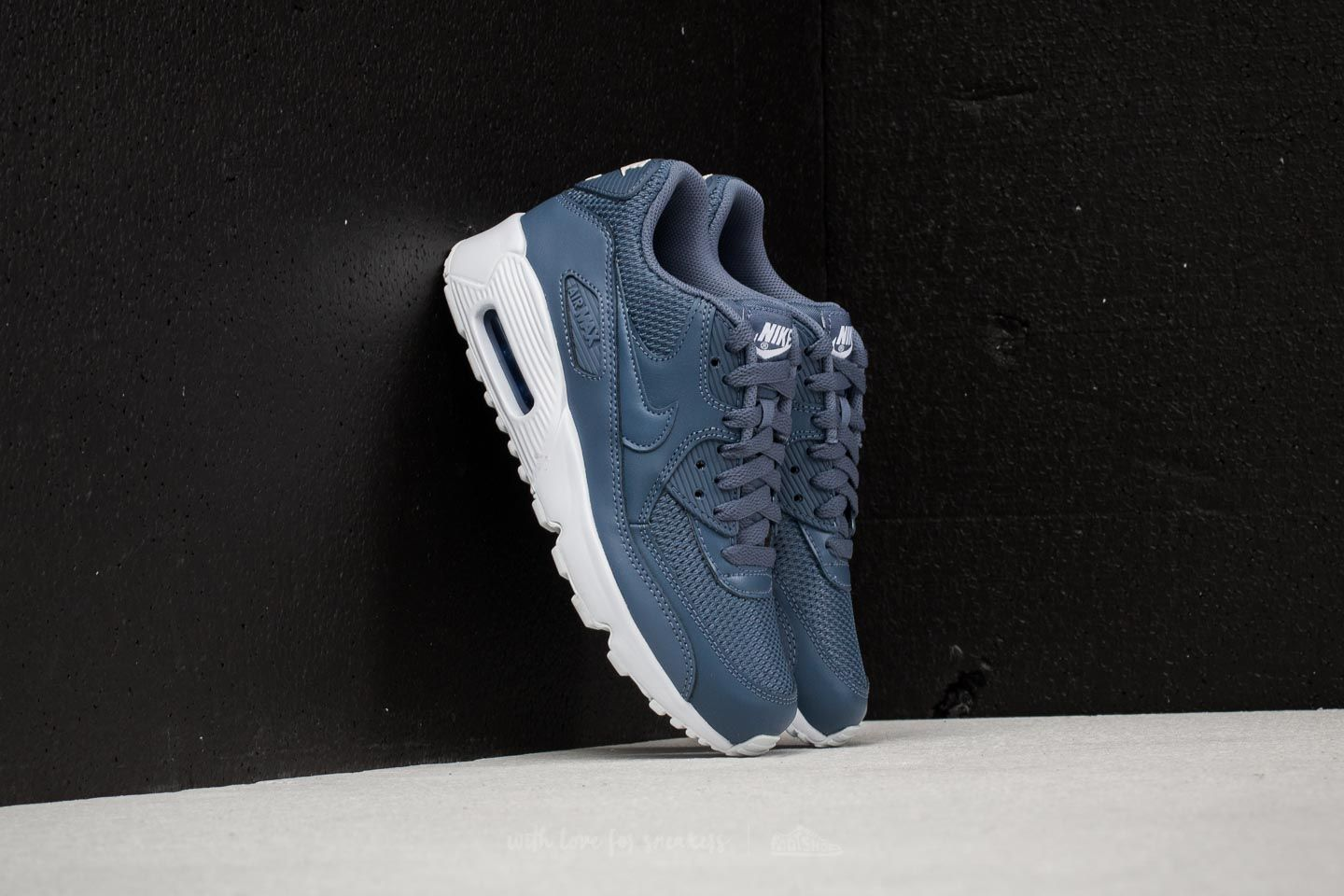 big sale 150d3 6d27a Nike Air Max 90 Mesh (GS). Diffused Blue  Diffused Blue