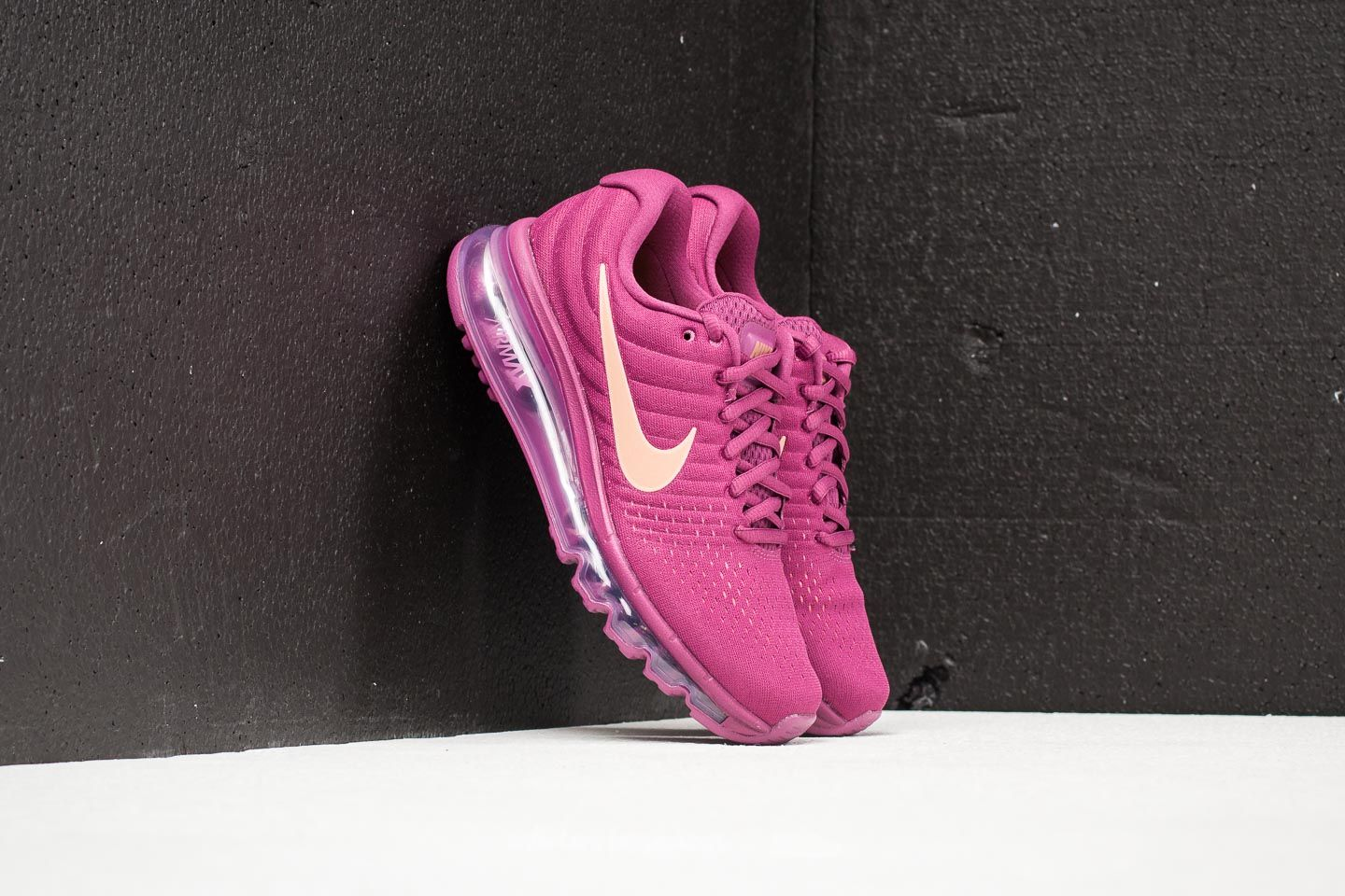 Nike Air Max 2017 (GS) Tea Berry Metallic Red Bronze | Footshop