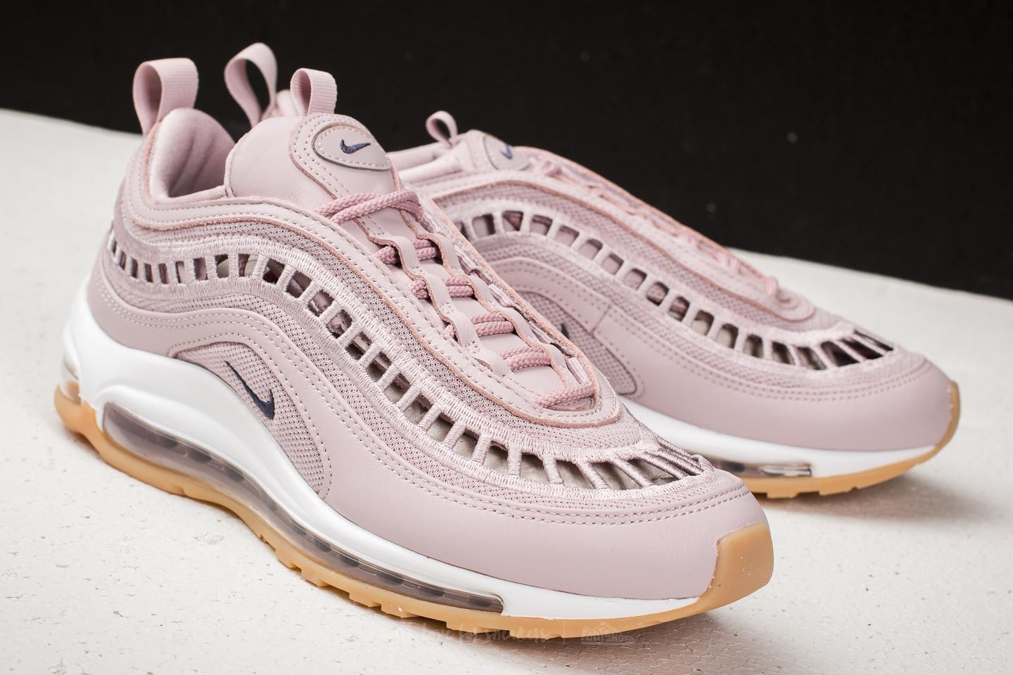 best service 4b290 3e3ba ... switzerland nike w air max 97 ul 17 si particle rose neutral indigo at  a c5d7a