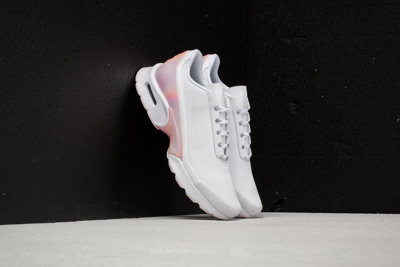 Nike Air Max Jewell Premium W White  White-Barely Rose  2fc3075691e