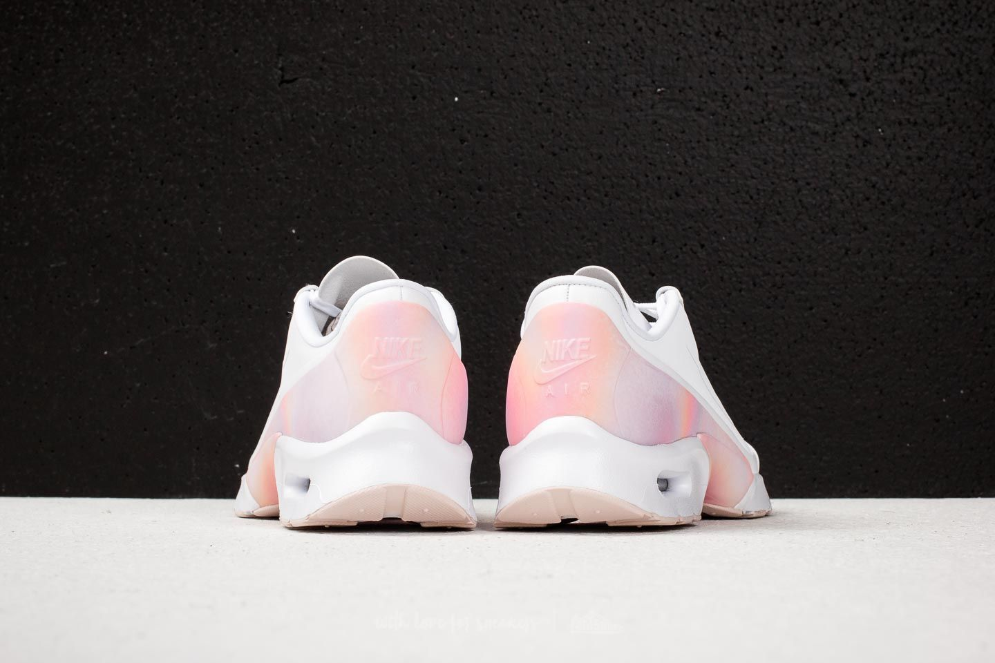 Nike Air Max Jewell Premium W White White Barely Rose