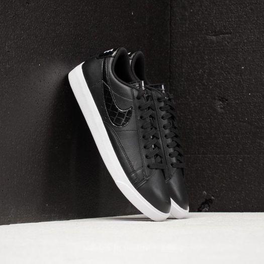 more photos 816f2 65939 Nike Wmns Blazer Low Essential Black/ Black-Black   Footshop