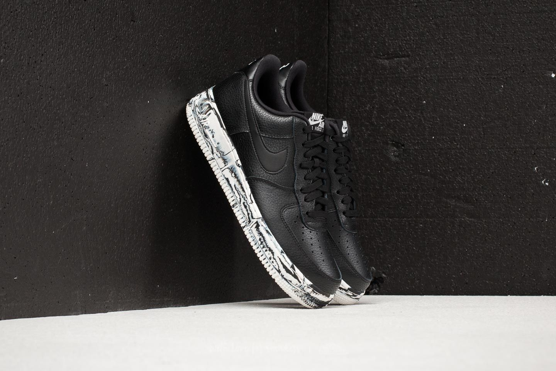 best loved 9b9fa 847c7 Nike Air Force 1  07 LV8 Leather. Black  Black-Summit White