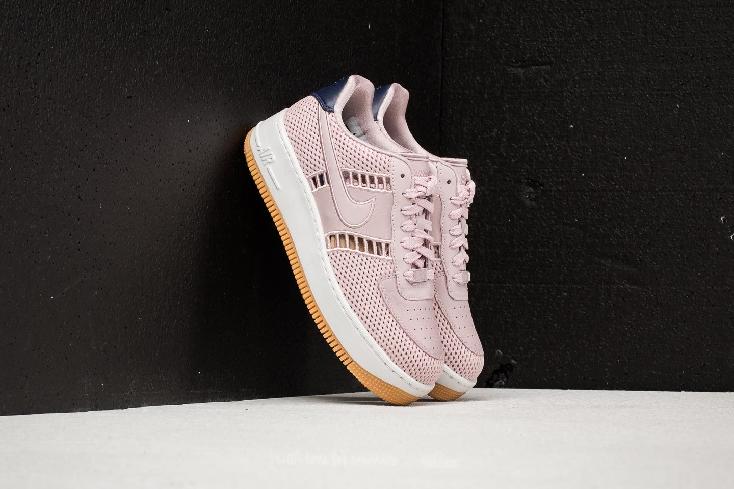 436b03241 Nike W Air Force 1 Upstep SI Particle Rose/ Particle Rose | Footshop