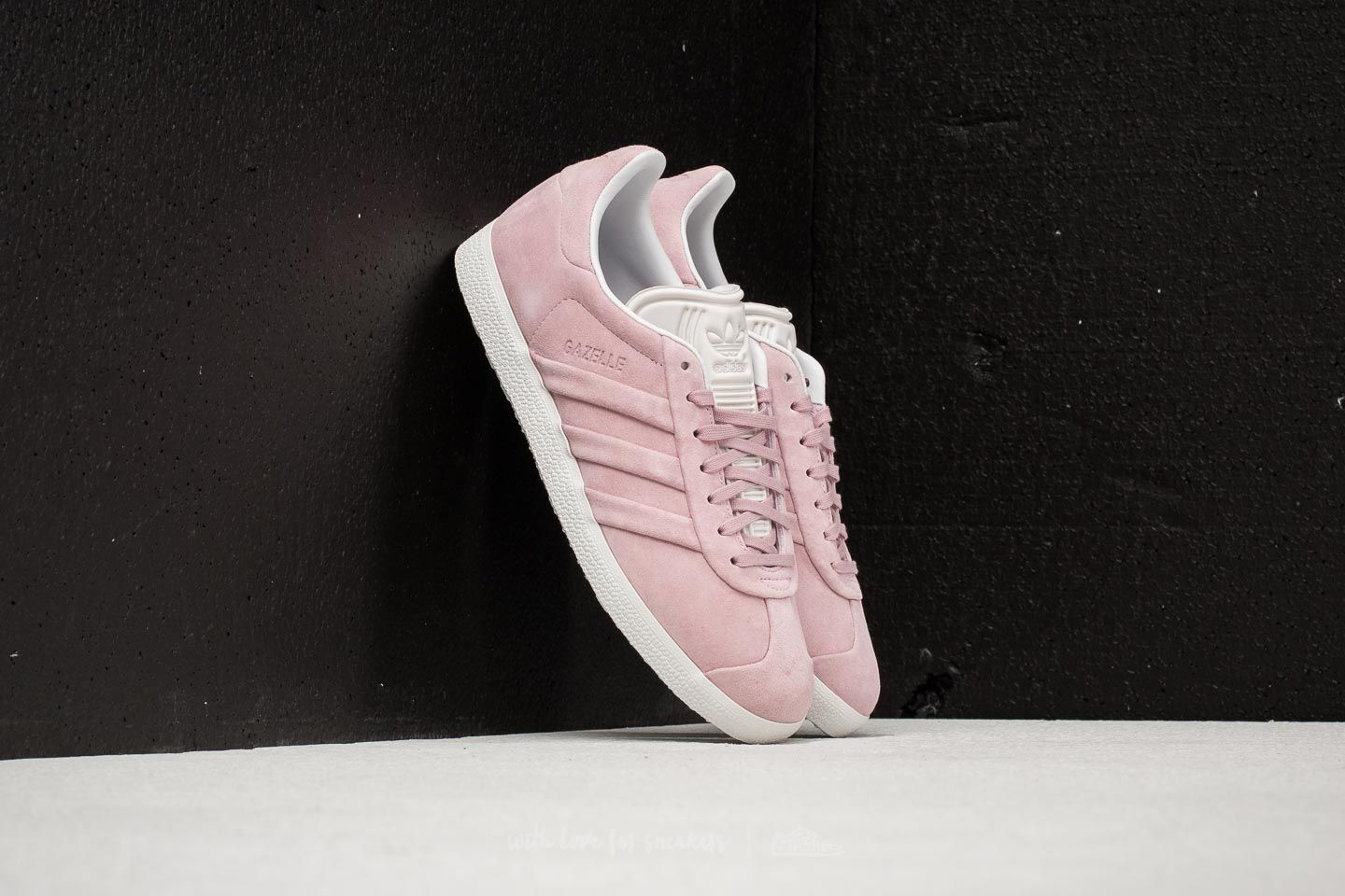 eb5deac5144 adidas Gazelle Stitch And Turn W Wonder Pink/ Wonder Pink/ Ftw White at a