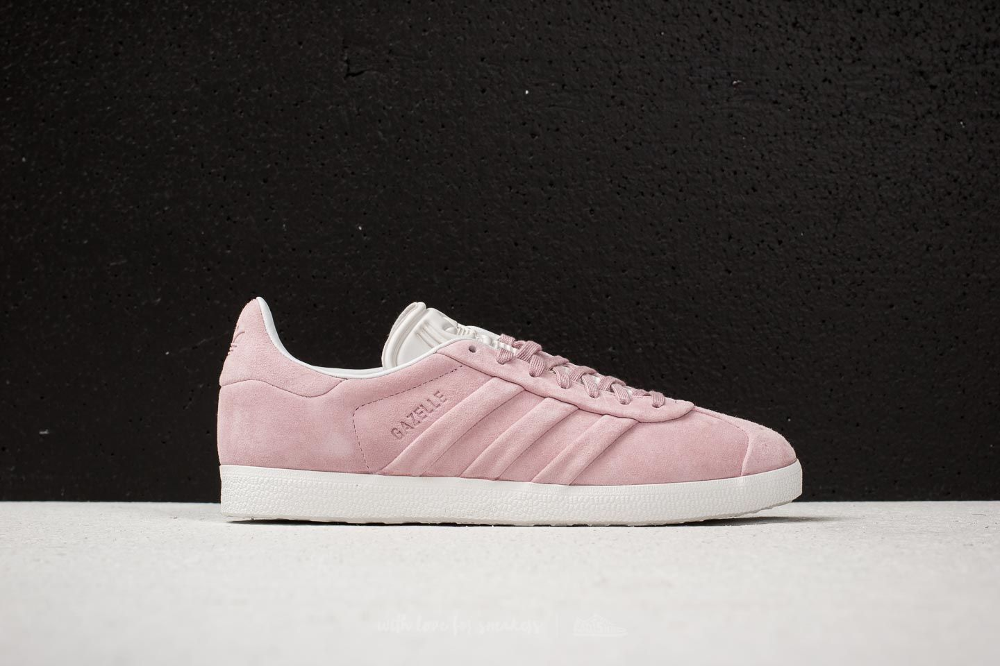official photos 699e0 f361e adidas Gazelle Stitch And Turn W Wonder Pink Wonder Pink Ftw White at a