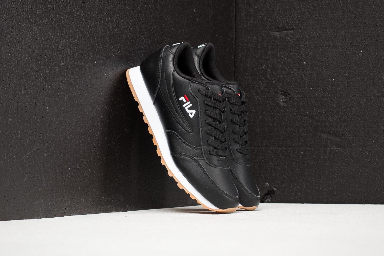 FILA Orbit Jogger Low Black za skvělou cenu 1 290 Kč koupíte na Footshop.cz