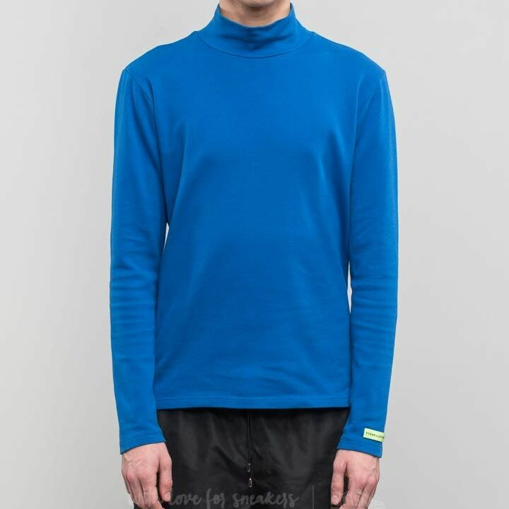 "FTSHP + LAFORMELA ""No Season"" Turtleneck Blue"