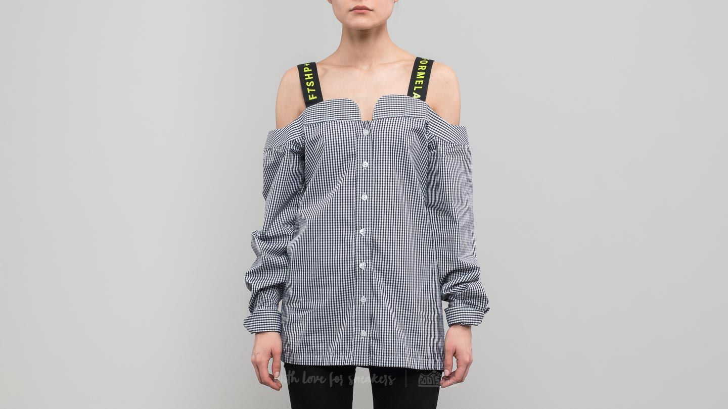 "FTSHP + LAFORMELA ""No Season"" Blouse"