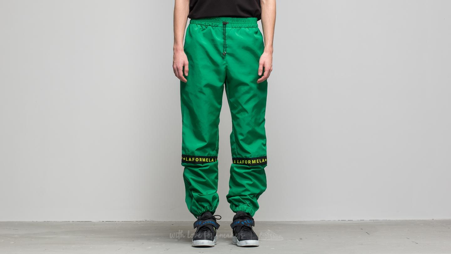 "FTSHP + LAFORMELA ""No Season"" Zip Track Pants"