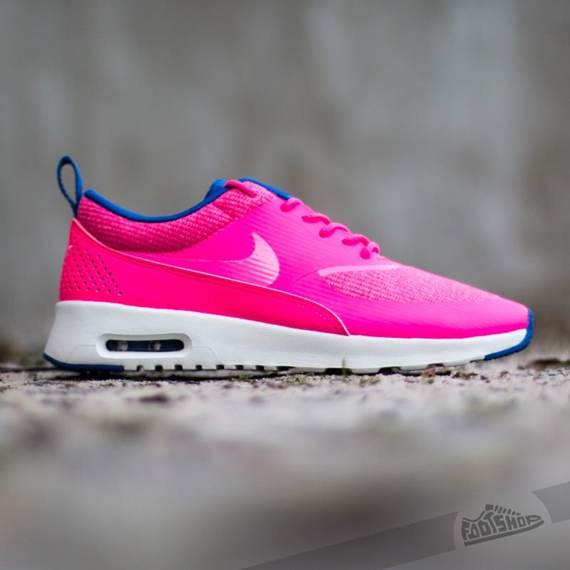 Nike WMNS Air Max Thea Premium Hyper PinkPink Glow | Footshop