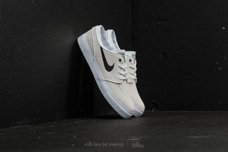 Disminución pómulo Stratford on Avon  Men's shoes Nike SB Zoom Stefan Janoski Summit White/ Black-White | Footshop