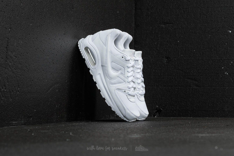 size 40 12766 6d208 Nike Air Max Command Flex (GS). White  ...