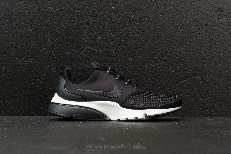 Nike Presto Fly SE Black  Black-Dark Grey-Sail at a great price 8e7c7ef654ec