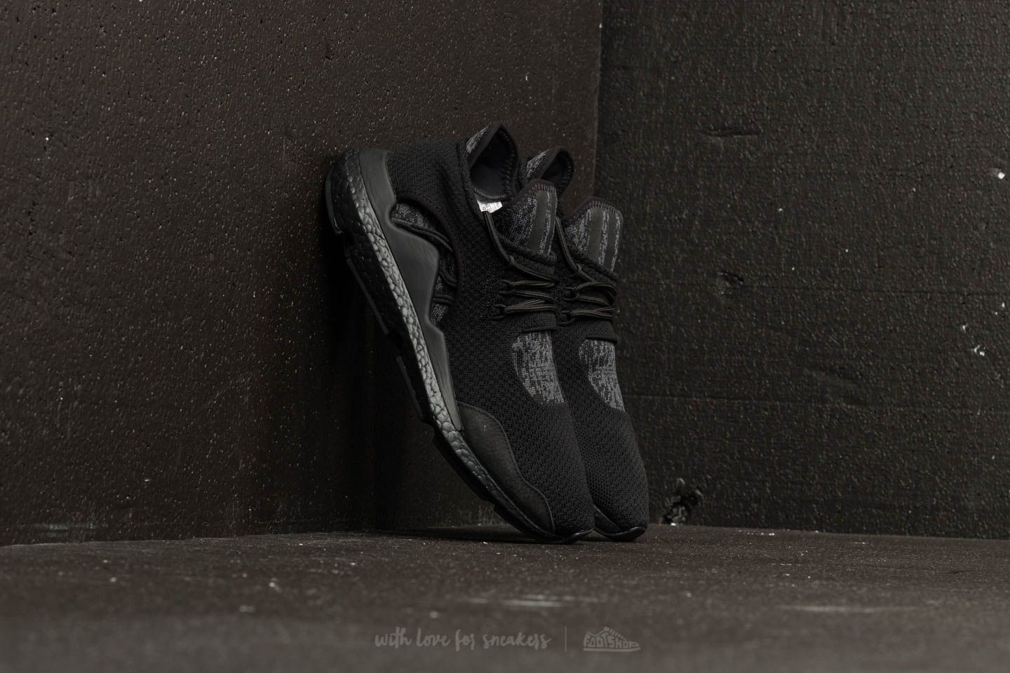 1009daa98 Y-3 Saikou Core Black  Core Black  Core Black at a great price