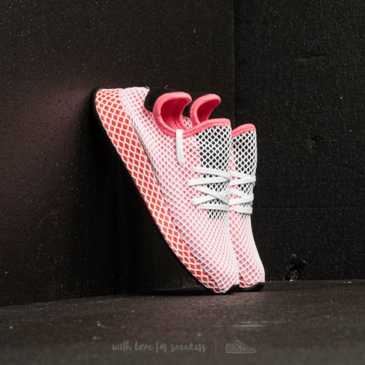 Adidas Deerupt Runner W Chalk PinkChalk PinkBold Orange CQ2910