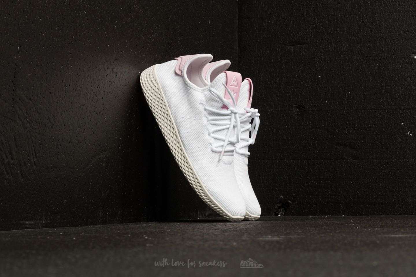 adidas x Pharrell Williams Tennis HU W Ftw White/ Ftw White