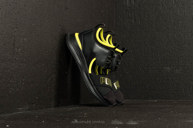 Puma Fenty x Rihanna Avid Wns Puma Black-Limepunch-Black za skvělou cenu 1 990 Kč koupíte na Footshop.cz