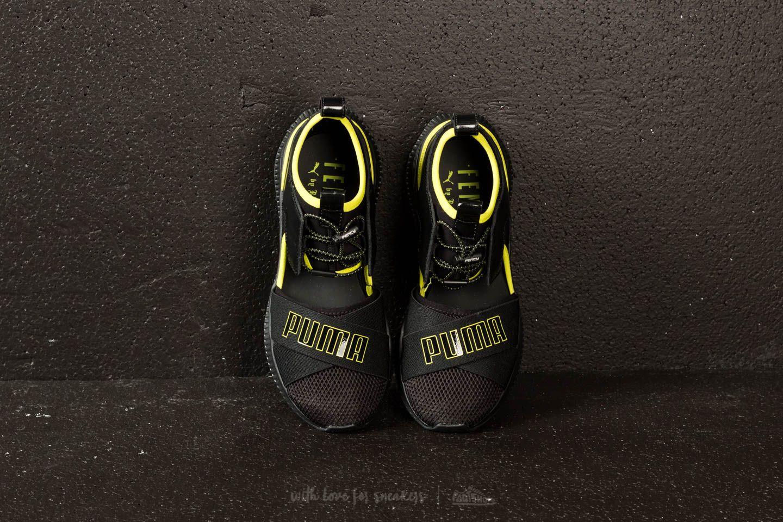 new style 50678 8ab18 Puma Fenty x Rihanna Avid Wns Puma Black-Limepunch-Black ...